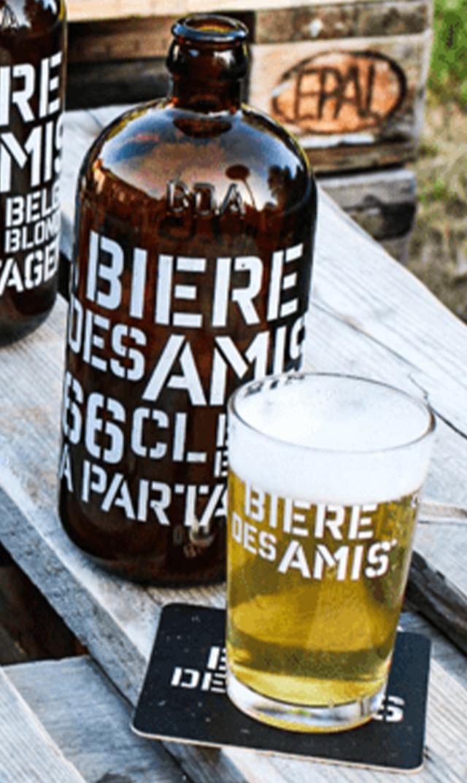 【ネオブュル】ビアー・デザミ(ノンアルコール・ベルギービール330ml)<税率8%>