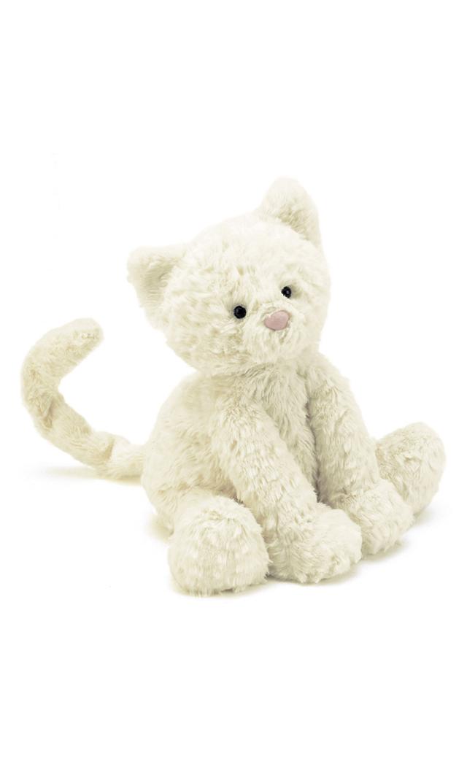 【ジェリーキャット( jelly cat)】キティーぬいぐるみ(ホワイト)