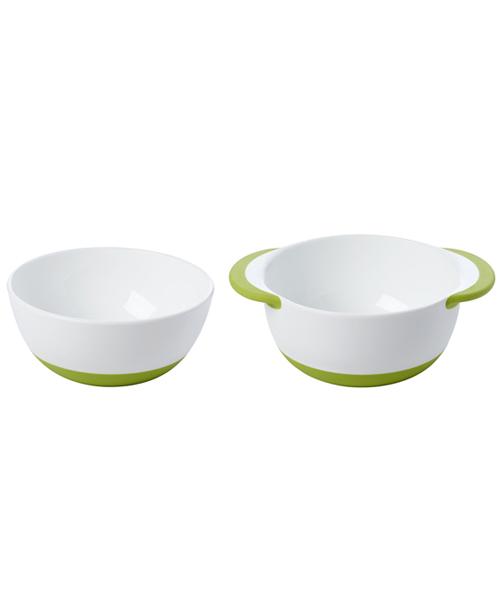 【オクソー トット】ライス&スープボールセット(グリーン)