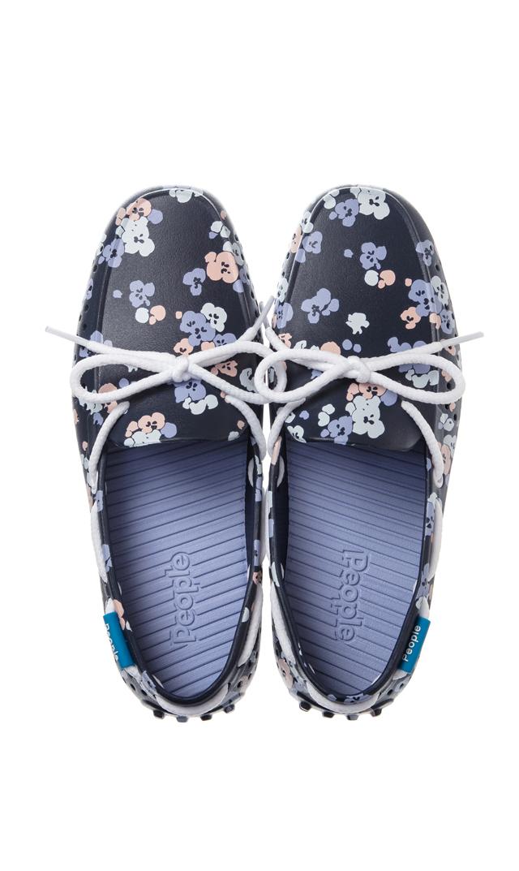 【ピープル フットウェア(People Footwear)】THE SENNA水陸両用デッキシューズ(パンジー)