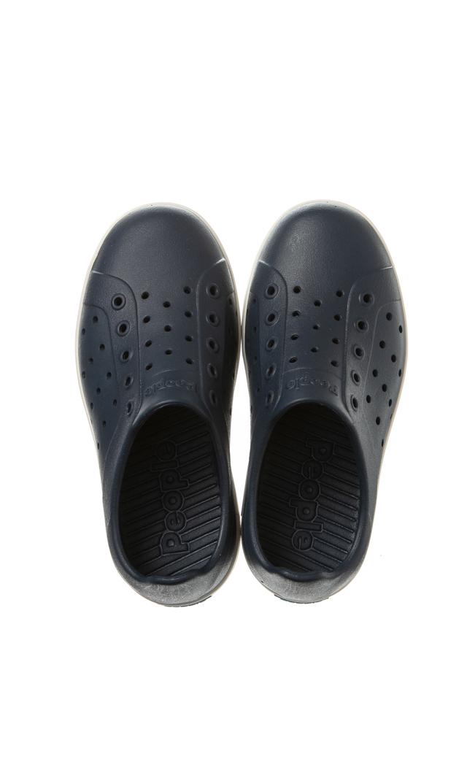 【ピープル フットウェア(People Footwear)】ACE水陸両用キッズデッキシューズ(グレー)