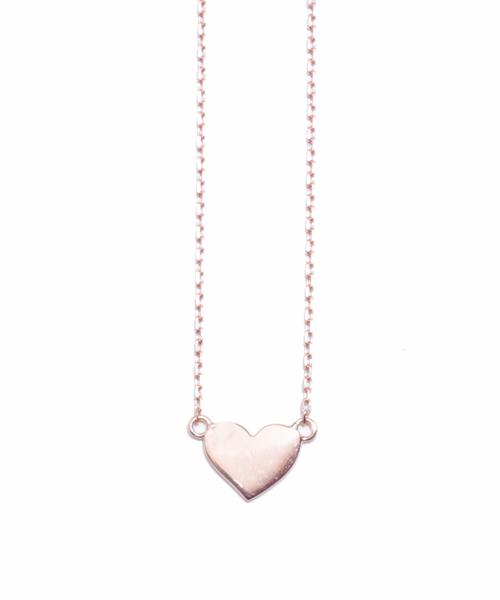 【ローズ・ジョアン】10KG  ハートネックレス大人用 (イエロー、ホワイト、ピンク)