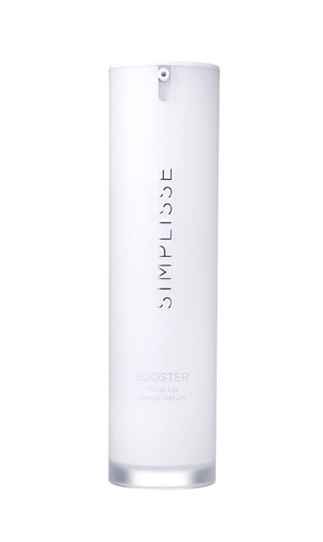【シンプリス(SIMPLISSE)】ブースターモイストアップ ハーバルセラム 60g