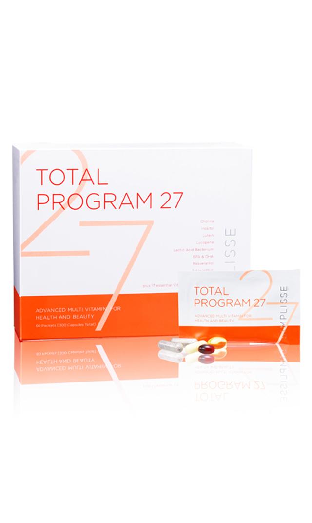 【シンプリス(SIMPLISSE)】トータルプログラム27(60 袋)