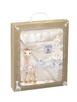 【キリンのソフィー】キリンのソフィー&ブランケットセット