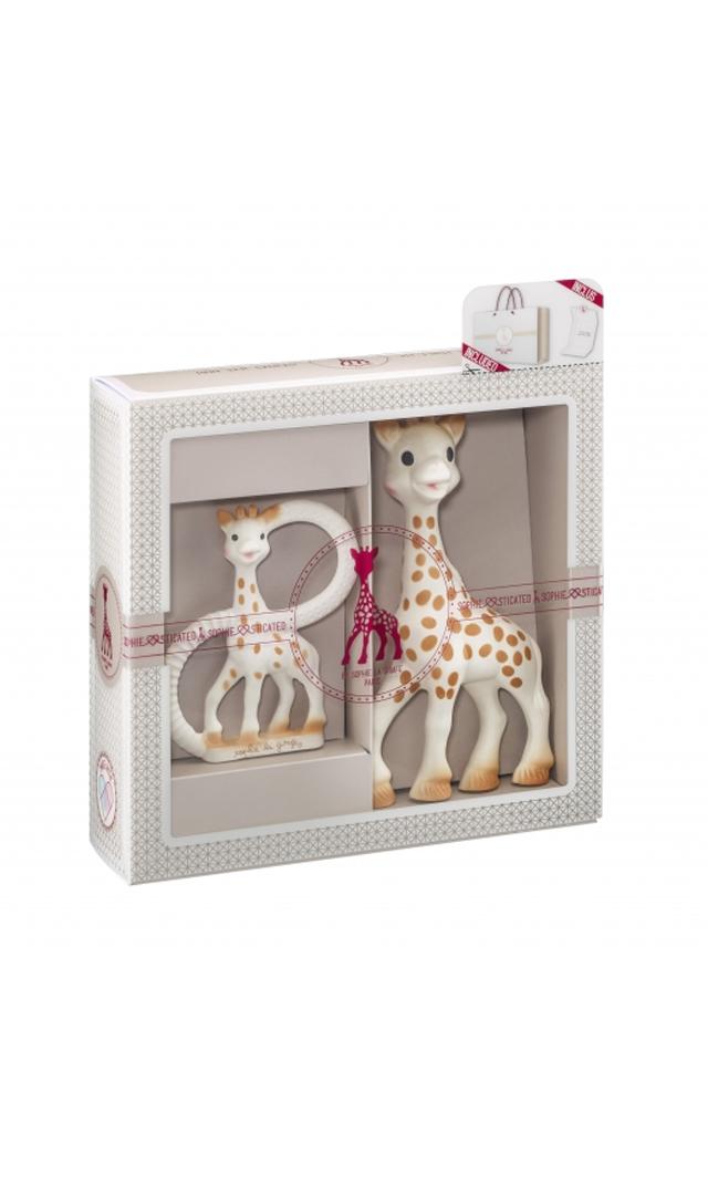 【キリンのソフィー(Sophie la girafe) 】 ソフィスティケード・ティージングセット