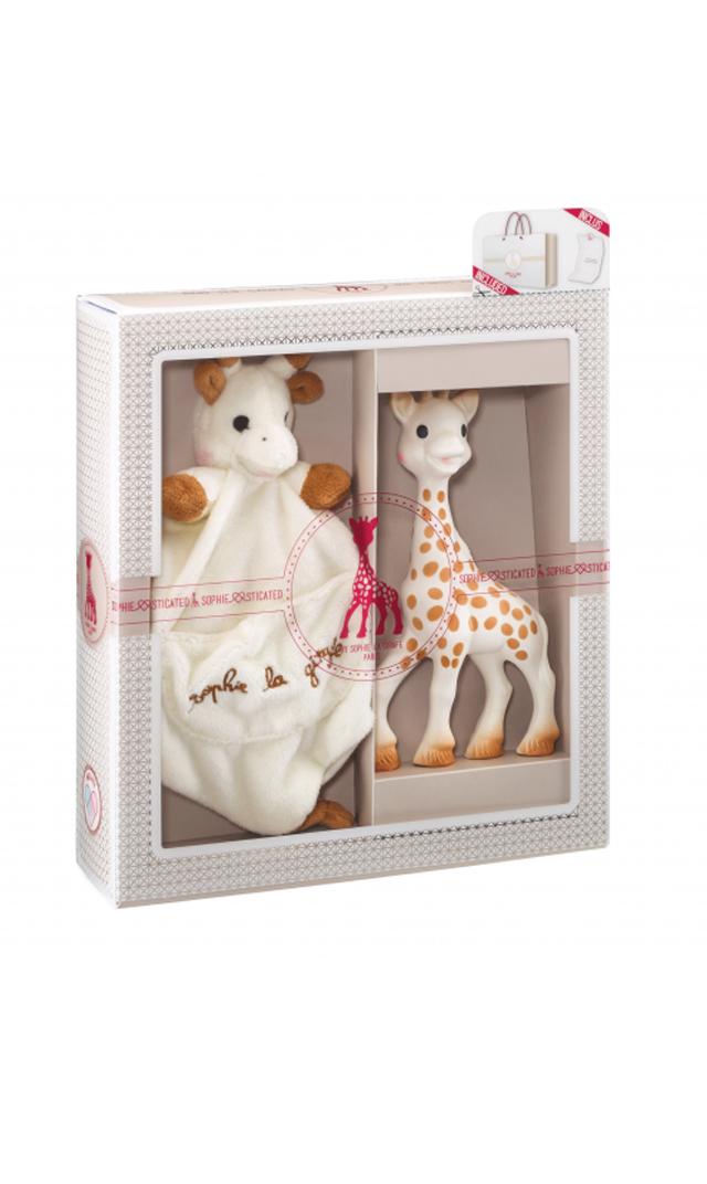 【キリンのソフィー(Sophie la girafe) 】ソフィスティケード・ドゥドゥセット