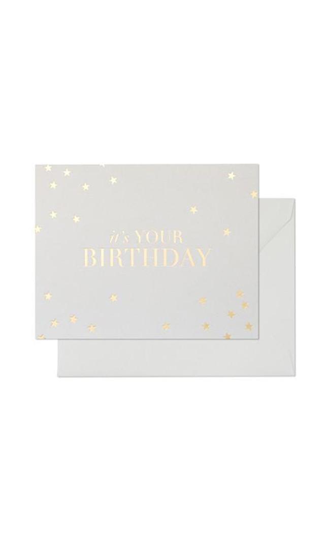 【シュガーペーパー(SugarPaper)】IT'S YOUR BIRTHDAY