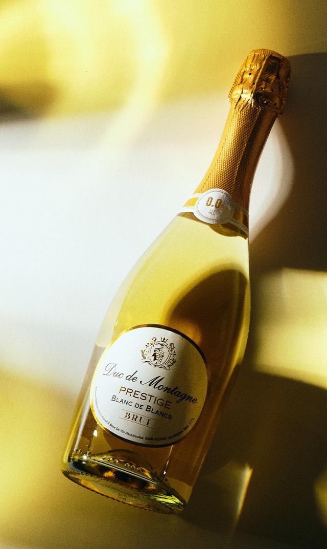 【ネオブュル】デュク・ドゥ・モンターニュ・プレステージ (ノンアルコールシャンパン750ml)<税率8%>