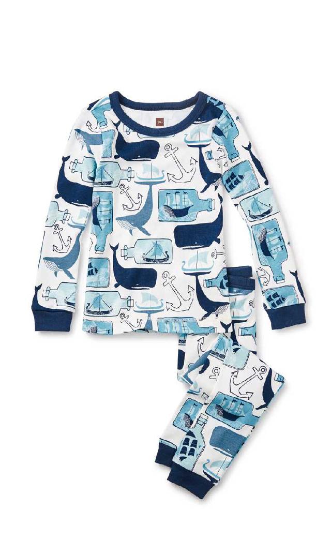【ティー(TEA)】シップインアボトルパジャマ2歳-8歳