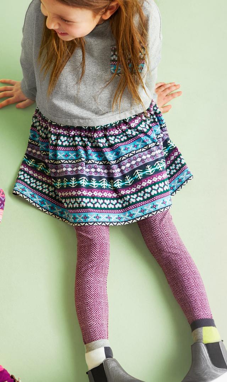 【ティー(TEA)】アイラスカートドレス/2歳-12歳