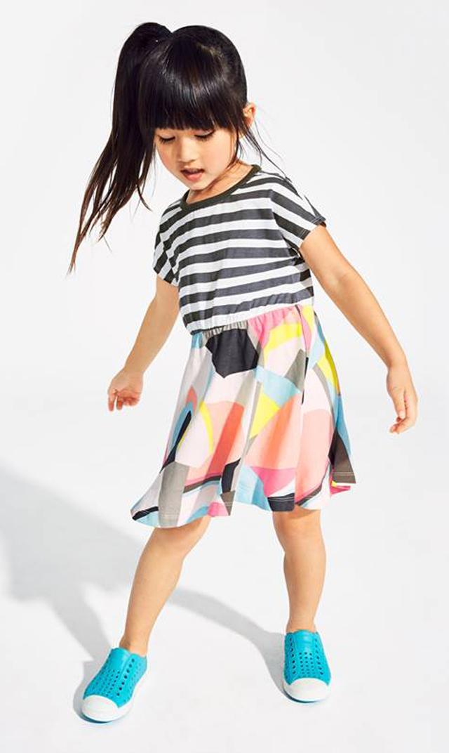 【ティー(TEA)】スカートドレス(オペラハウス)2-12歳