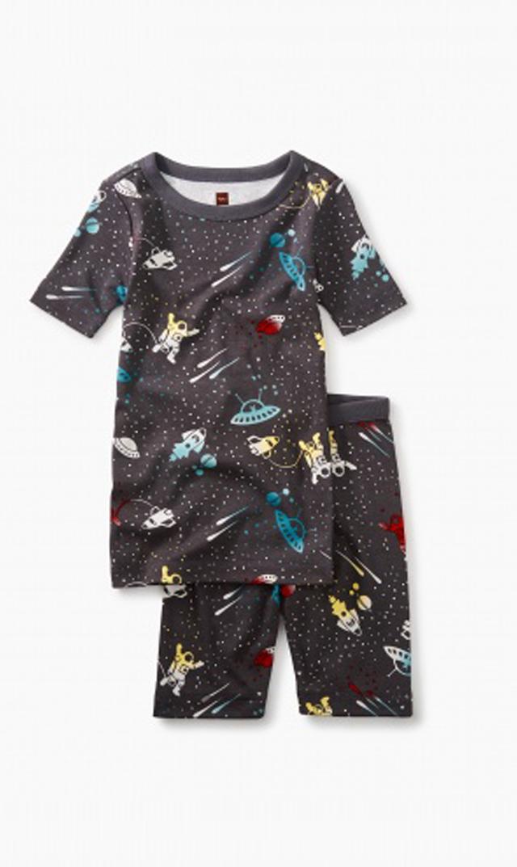 【ティー(TEA)】キッズパジャマ(スペース)/2歳-8歳