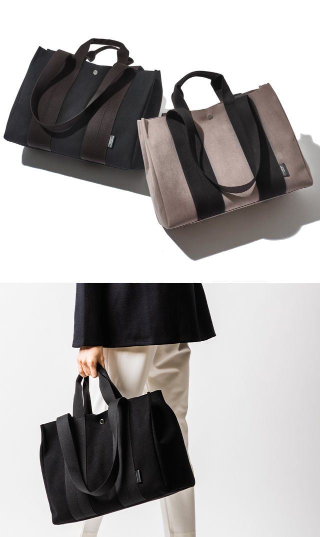 【ヴィオラドーロ】エラルトートバッグ(2色展開)