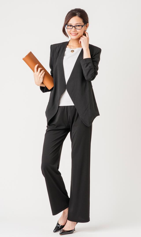 【ヴィリーナ(VIRINA)】オリジナルパンツ(ブラック)