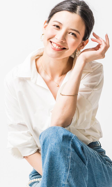 [マタニティ・授乳OK]【ヴィリーナ】ステラシャツ(ホワイト)[VERY WEB掲載] ※12月再入荷予定