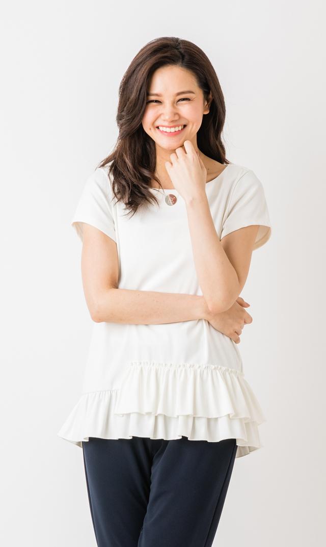 【ヴィリーナ(VIRINA)】カミーユトップ(ホワイト)