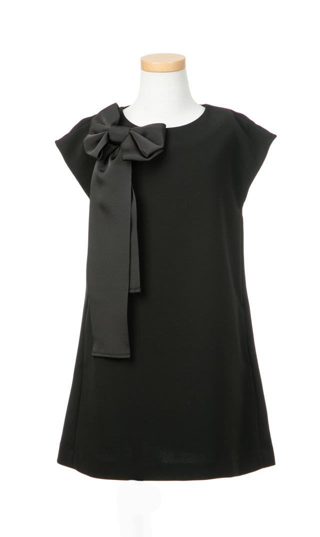 【ヴィリーナ(VIRINA)】アンバーキッズドレス(ブラック)90-140