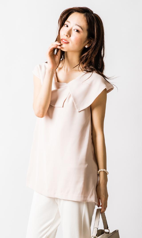 【ヴィリーナ】エリカナーシングトップス(ピンク)