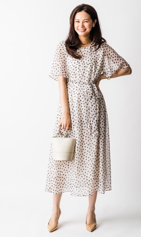 【ヴィリーナ(VIRINA)】シェルビーナーシングドレス(ホワイト)