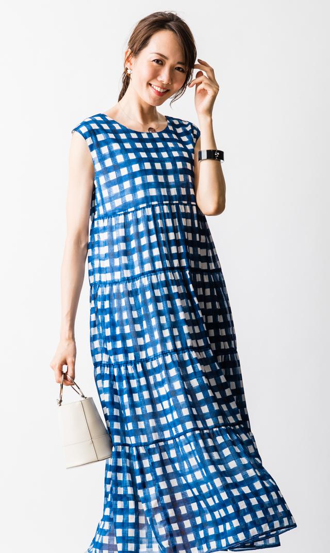 【ヴィリーナ(VIRINA)】メルナーシング2wayドレス(ネイビー)