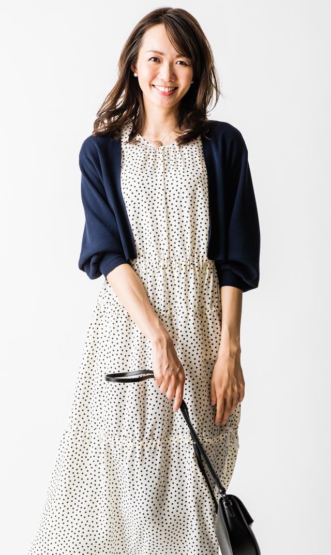 【ヴィリーナ(VIRINA)】ブリジットナーシングドレス(ホワイト)