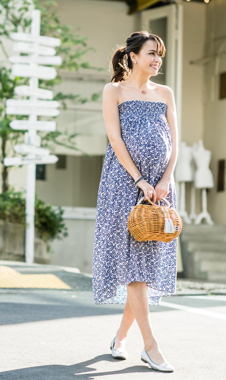 【ヴィリーナ(VIRINA)】ジョアンナ2wayドレス(クラシカルフラワー)