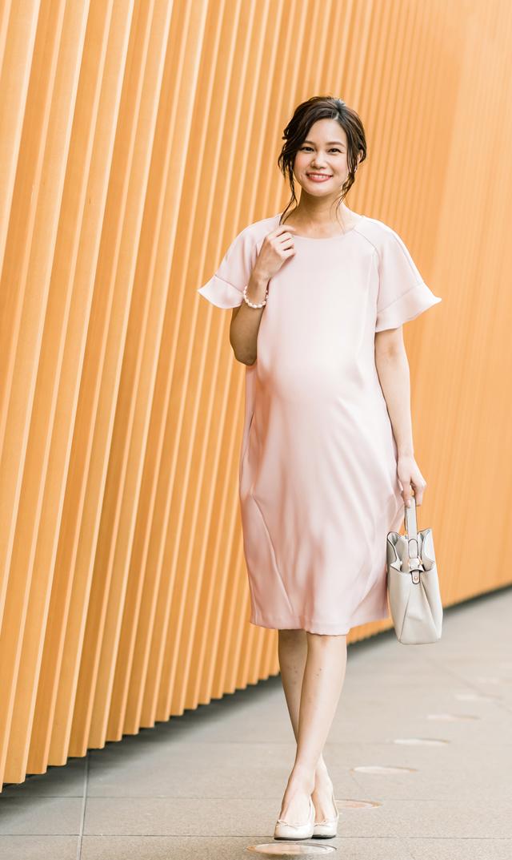 【ヴィリーナ(VIRINA)】エイミーナーシングドレス(ピンク)