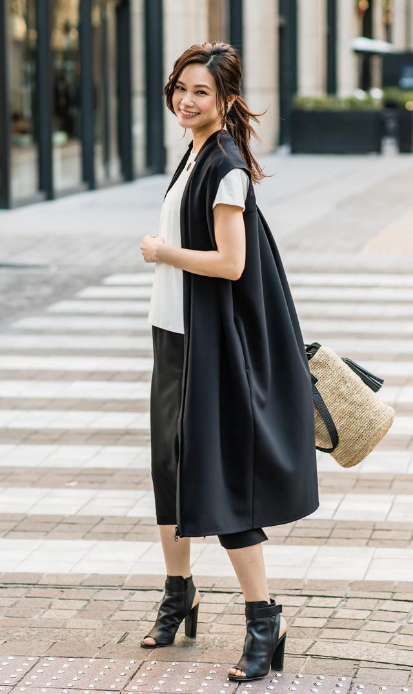 【ヴィリーナ(VIRINA)】クレア2wayドレス(ブラック)[VERY WEB掲載]