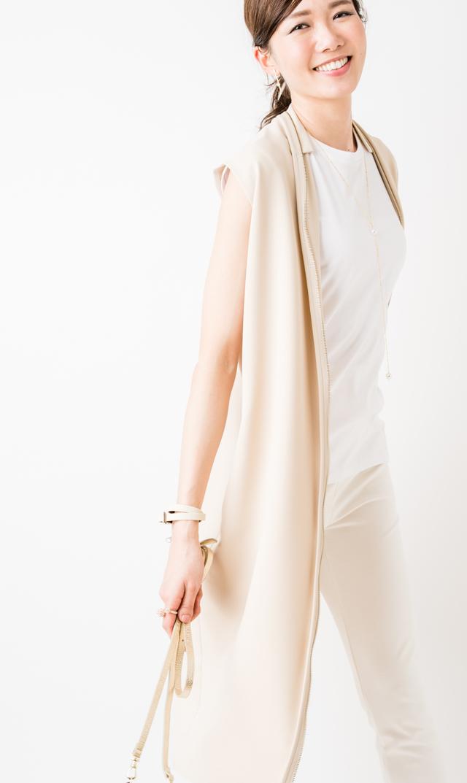 【ヴィリーナ(VIRINA)】クレア2wayドレス(ミルク)
