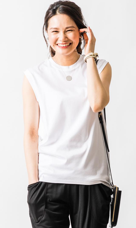 【ヴィリーナ】オリビアトップス(ホワイト)