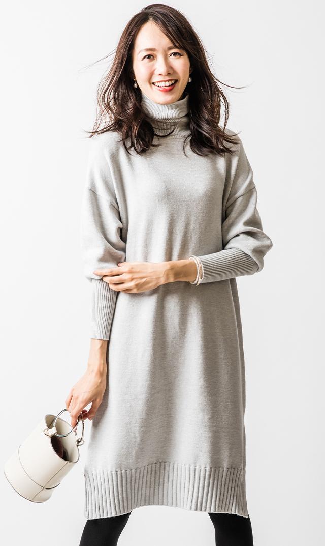 【ヴィリーナ】ブレンダナーシングドレス(ライトグレー)