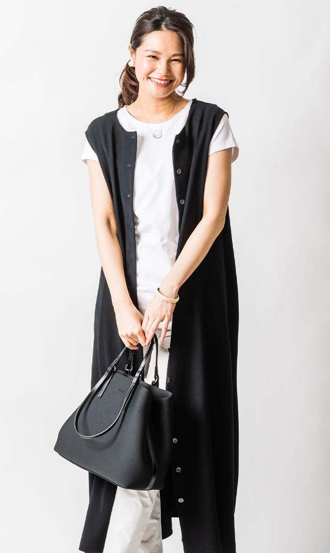 【ヴィリーナ】サシャ4wayナーシングドレス(ブラック)