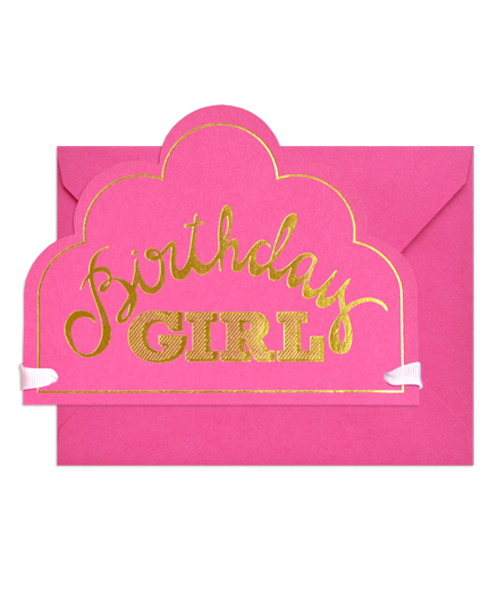 【シュガーペーパー】birthday girl crown
