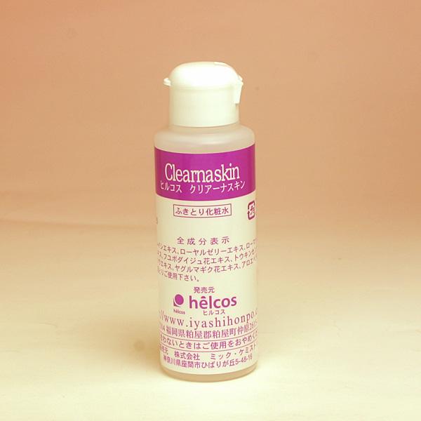 ふき取り化粧水 (耳つぼ用)