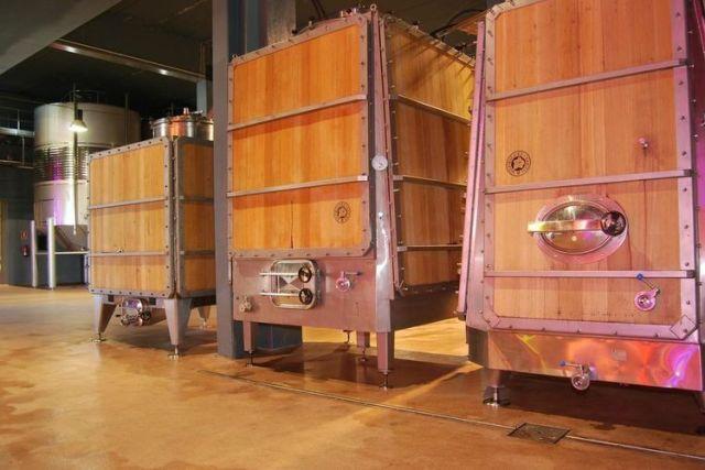 4面パネル式発酵槽