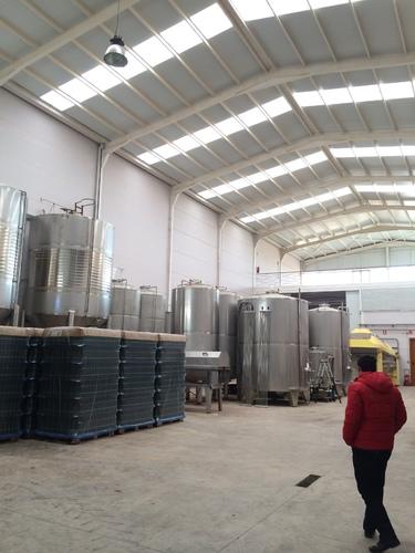 2014年に新たに設立された醸造所