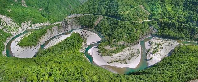 トレッビア渓谷