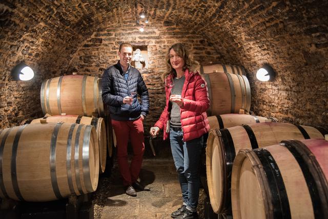完売御礼:ブルゴーニュで完全オーガニックを実践する貴重な生産者を迎えて@渋谷 Wine Bar Lo-d