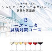 【B】一次+二次試験対策コース
