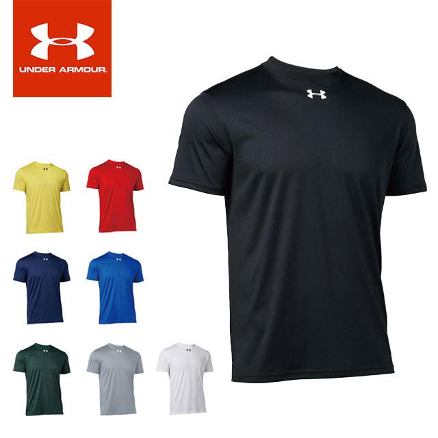 【1枚までメール便OK】アンダーアーマー(UNDER ARMOUR) 半袖シャツ [1310139] 速乾Tシャツ