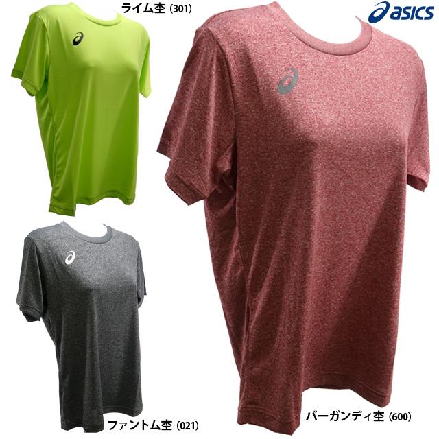 【1枚までメール便OK】アシックス(asics) 半袖Tシャツ ショートスリーブトップ [2031A223] 新作