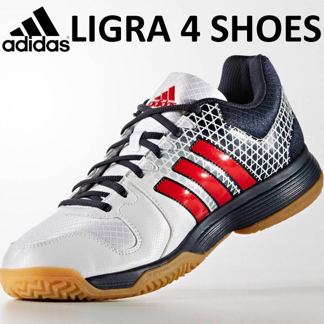 【23.5cmのみ】アディダス(adidas) メンズ バレーボールシューズ LIGRA 4 リグラ4 [AF5247] 即納