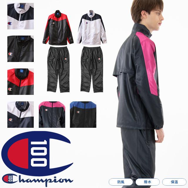 【送料無料】チャンピオン(Champion) スポーツウェア 上下セット [C3-NSC20-SET] トレーニングウェア ウォーキングウェア セール