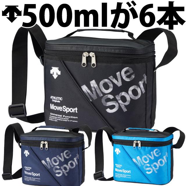 【新作】デサント(DESCENTE) スポーツ クーラーバッグM [DMANJA44] 保冷バッグ クーラーボックス【即納】