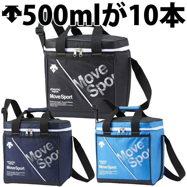 【新作】デサント(DESCENTE) 大容量 クーラーバッグL [DMANJA45] 保冷バッグ クーラーボックス【即納】