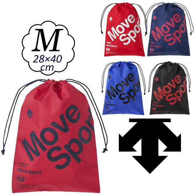 【1個までメール便OK】デサント(DESCENTE) スポーツバッグ MoveSport マルチバッグ M [DMAPJA34] リュック バレーボール【2020新作】