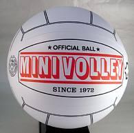 ミニバレー/ボール【ミニバレー協会公認球】【お得な10個セット】MINI-VB-10SET