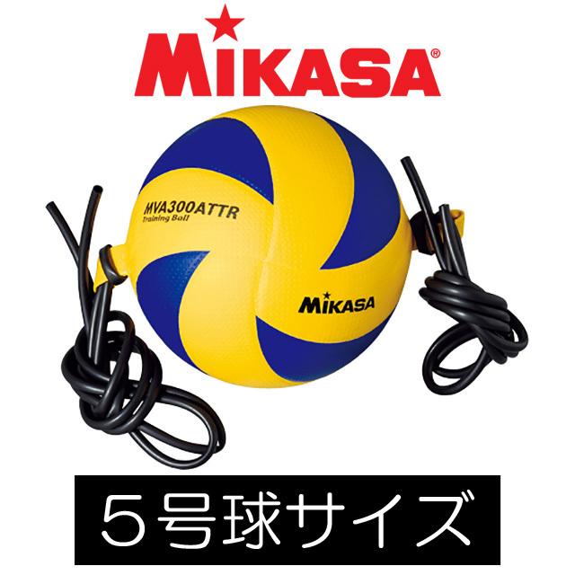 ミカサ(MIKASA) バレーボール スパイクトレーニングボール(5号) [MVA300ATTR]