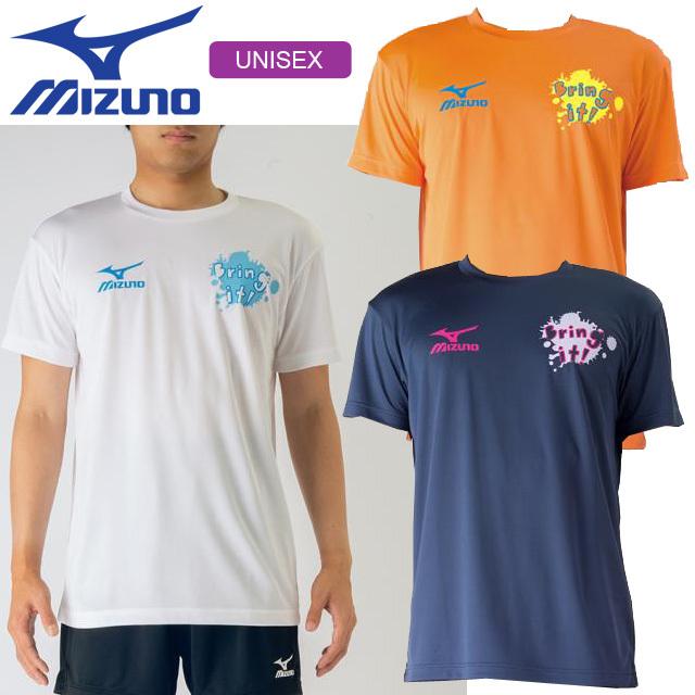 【1枚までメール便OK】ミズノ(mizuno) バレーボール 半袖 プラクティスTシャツ [V2MA7084] 新作